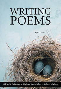 NEW Writing Poems (8th Edition) by Michelle Boisseau 9780205176052 ...