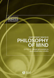 NEW Contemporary Debates in Philosophy of Mind