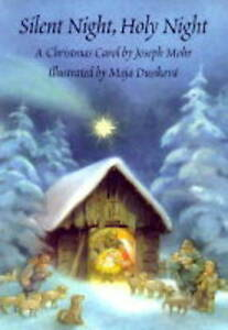Very Good, Silent Night, Holy Night, Mohr, Joseph, Gruber, Franz, Book