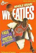 Wheaties Poster