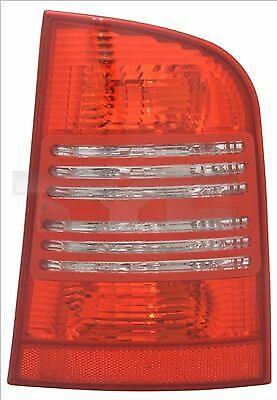 TYC (11-0381-01-2) Rücklicht, Heckleuchte rechts für SKODA