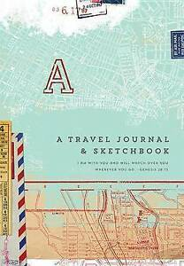 A Travel Journal & Sketchbook (Signature Journals), Ellie Claire, Good Book