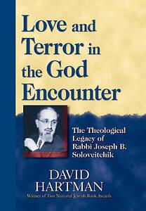 Love Terror in God Encounter Theological Legacy R by Hartman David -Paperback