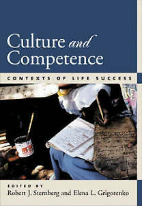 NEW Culture and Competence: Contexts of Life Success
