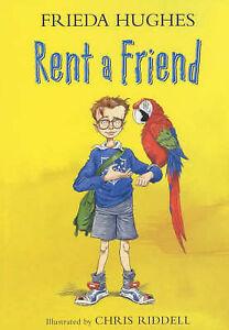 Frieda-Hughes-Rent-a-friend-Colour-Storybook-Book