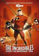 Incredibles Movie Poster
