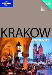 Lonely Planet Krakow Encounter-ExLibrary