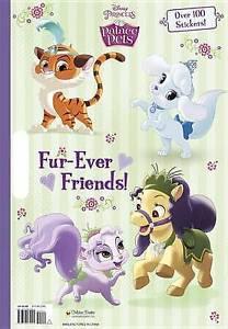 Fur-Ever Friends! (Disney Princess: Palace Pets) By Berrios, Frank -Paperback