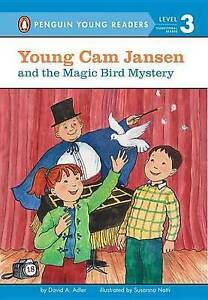 NEW Young Cam Jansen and the  Magic Bird Mystery by David A. Adler