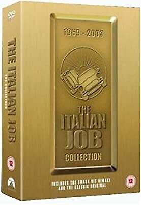 The Italian Job Collection [DVD], , Used; Very Good DVD