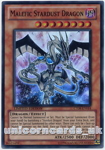CT08-EN014-Malefic-Stardust-Dragon-Super-Rare-Mint-Yu-Gi-Oh-Card