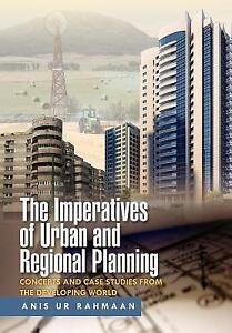 studies regional urban planning