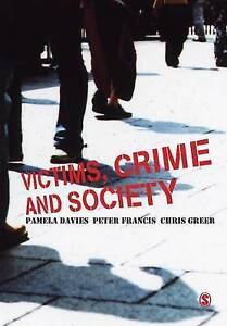 Victims, Crime and Society by SAGE Publications Ltd (Paperback, 2007)