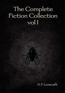 The Complete Fiction Collection Vol I: By H. P. Lovecraft by Ebay Seller