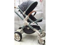 Icandy peach designer collection limited edition pram pushchair