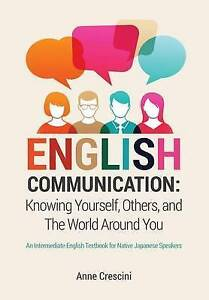 English Communication Knowing Yourself Others World Aro by Crescini Anne