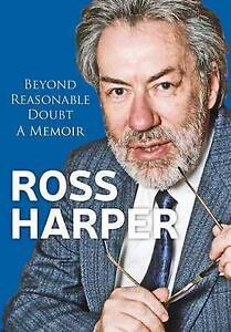 034AS NEW034 Ross Harper Beyond Reasonable Doubt A Memoir Ross Harper Book - Consett, United Kingdom - 034AS NEW034 Ross Harper Beyond Reasonable Doubt A Memoir Ross Harper Book - Consett, United Kingdom