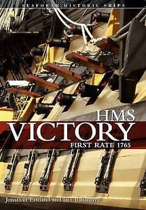 HMS Victory - First-Rate: Seaforth Historic Ships Series, Very Good Condition Bo