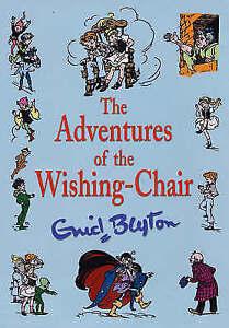 Adventures of the Wishingchair Enid Blyton - Croydon, United Kingdom - Adventures of the Wishingchair Enid Blyton - Croydon, United Kingdom
