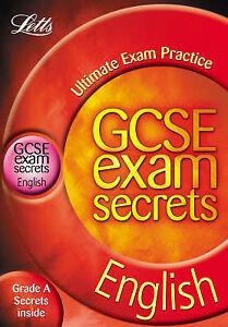 English (GCSE Exam Secrets) Very Good Book