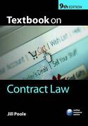 Contract Law Jill Poole