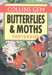 """VERY GOOD"" Butterflies and Moths: Photoguide, Chinery, Michael, Book"