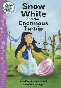 Snow White And The Enormous Turnip BOOK NEU
