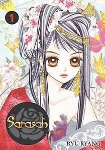Sarasah: Vol 1: v. 1, Ryang, Ryu, New Book