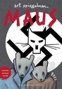 NEW Maus I y II (Spanish Edition) by Art Spiegelman