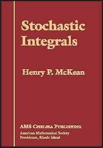 Stochastic Integrals (AMS Chelsea Publishing), Henry P., Used; Good Book