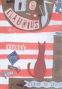 Clare de Vries-I and Claudius  Paperback BOOK NEW