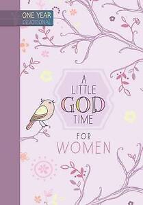 Very Good, A Little God Time for Women: One Year Devotional, Winger, Michelle, B