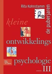 Kleine ontwikkelingspsychologie III: De puberjaren, Kohnstamm, R., Used; Good Bo