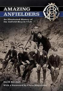 Birchall-Amazing Anfielders  BOOK NEW
