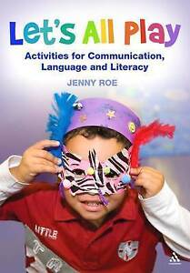 Let's All Play: Activities for Communication, Language and Literacy, New, Jenny