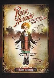 Piper Houdini Apprentice of Coney Island by Herdling, Glenn -Hcover