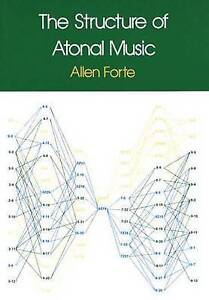 Good, The Structure of Atonal Music, Allen Forte, Book
