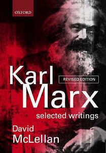 Karl Marx Selected Writings Marx Karl - <span itemprop='availableAtOrFrom'>Fairford, United Kingdom</span> - Karl Marx Selected Writings Marx Karl - Fairford, United Kingdom