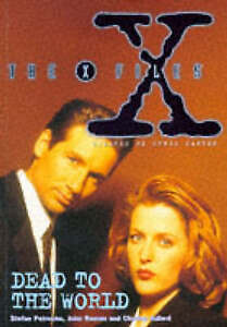 """""""X-files"""": Dead to the World (The X-Files), Petrucha, Stefan, Very Good Book"""