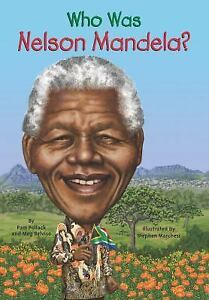 Who-Was-Nelson-Mandela-c2014-NEW-Paperback-We-Combine-Shipping