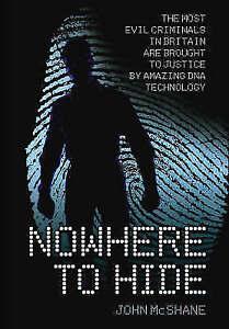 John McShane, Nowhere to Hide, Very Good Book