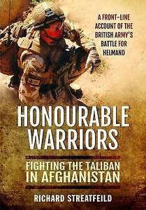 Honourable Warriors, Major Richard Streatfeild