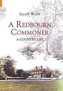 A Redbourn Commoner,Geoff Webb,New Book mon0000014282