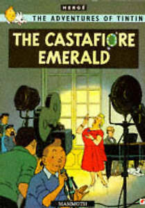 USED-GD-The-Castafiore-Emerald-The-Adventures-of-Tintin-by-Herge