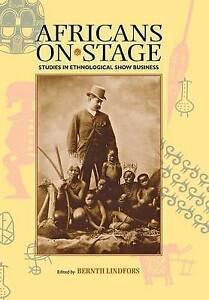 Africans on Stage, Bernth Lindfors