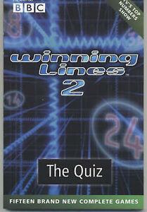 Winning Lines 2 TPB The Quiz Book Bk 2 Celador Very Good Book - Consett, United Kingdom - Winning Lines 2 TPB The Quiz Book Bk 2 Celador Very Good Book - Consett, United Kingdom