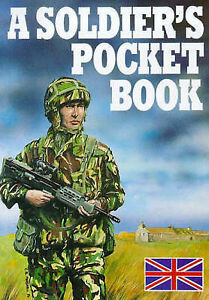 USED (GD) A Soldier's Pocket Book by John Hobbis Harris