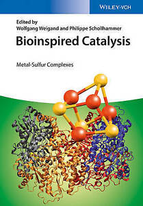 NEW Bioinspired Catalysis: Metal-Sulfur Complexes