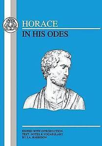 Horace in His Odes, Harris, J. A., New Book