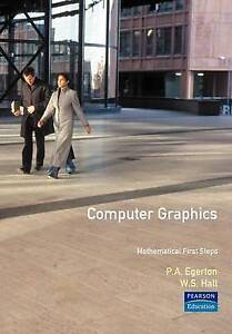Computer Graphics: Mathematical First Steps-ExLibrary